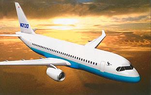 Pesawat N-2130 (beritamaya)