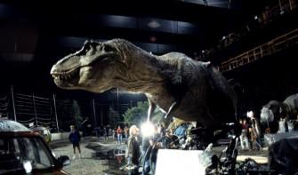 T-Rex di Jurassic Park (Nofilmschool)