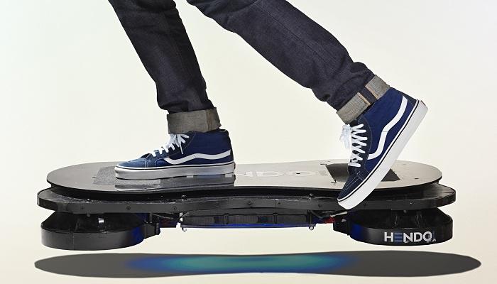 Skateboard Terbang Kini Jadi Kenyataan