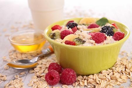 cereal dan oatmeals (hatoccho.com)