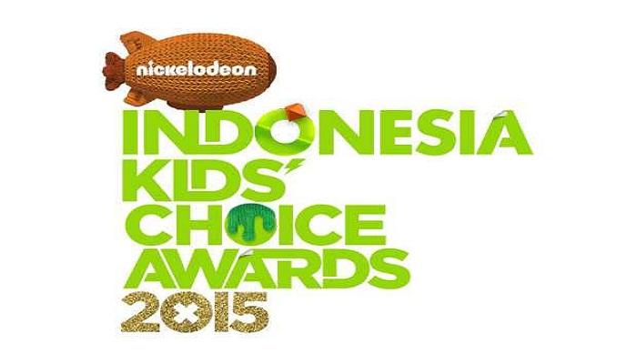 Inilah Daftar Pemenang Indonesia Kids' Choice Award 2015