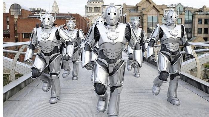 Manusia Bakal Jadi Cyborg di Masa Depan?
