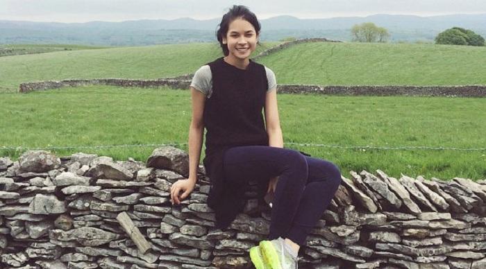 Maudy Ayunda Tenar Mendadak di Inggris