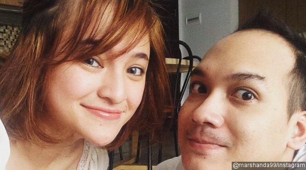 Selfie Egi dan Chaca (instagram)