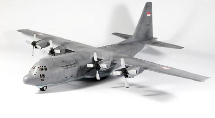 Serba-serbi Pesawat Hercules C-130 yang Jatuh di Medan