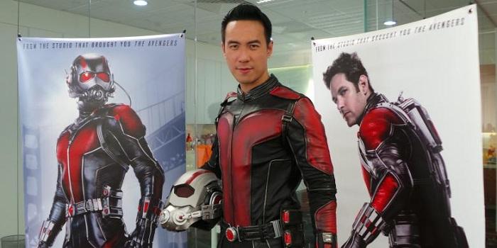 Jadi 'Ant-Man' Indonesia, Daniel Mananta Menginspirasi Banyak Orang