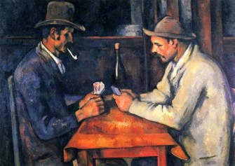 The Card Players (Kaskus)