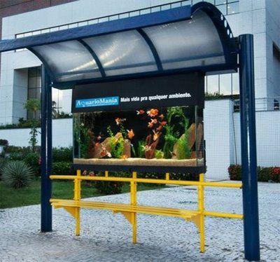 Bus Stop Aquarium (reefbuilders.com)