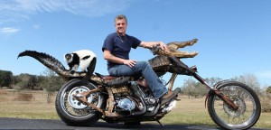 Gator Bike (www.odditycentral.com)