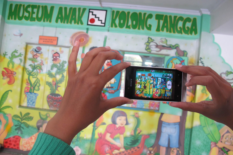 Museum Kolong Tangga, Museum Anak Pertama di Indonesia