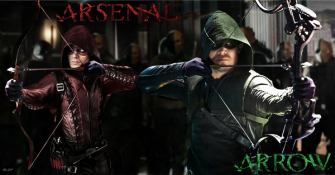 Red Arrow-Green Arrow (Comicvine)