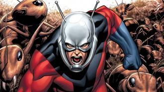 Ant-Man versi komik (Duniaku)