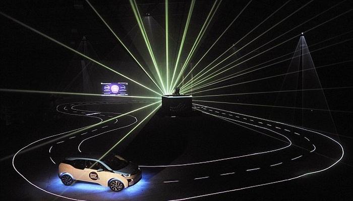 Canggih, Mobil Ini Dikendalikan Pakai Pikiran