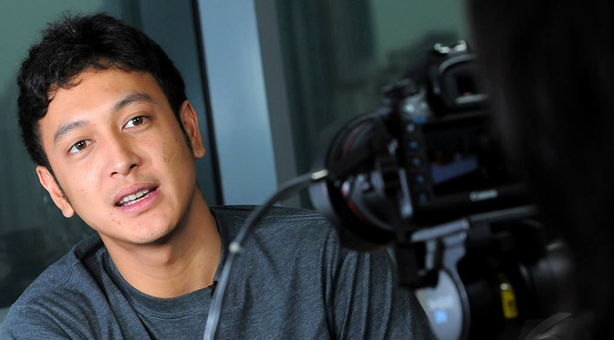 Dimas Anggara Bersyukur Film Magic Hour Tuai Sukses