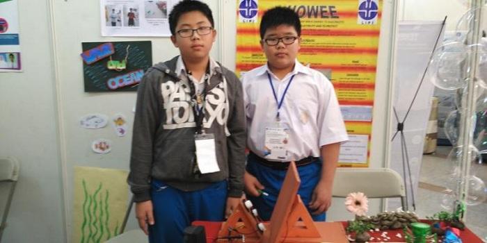 Siswa SMP Ciptakan Alat yang Ubah Energi Ombak Jadi Listrik