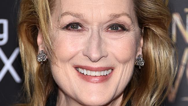 Meryl Streep (www.news.com.au)