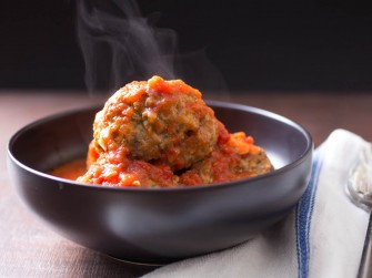 Italian Meatballs (Seriouseat)
