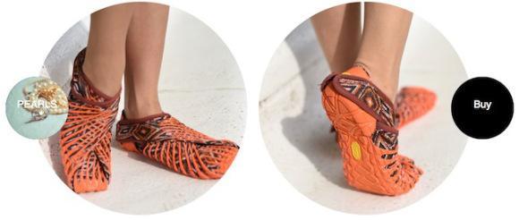 Furoshiki Shoes (Vibram)