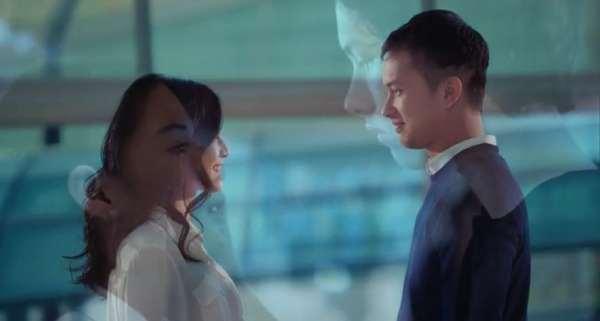Adegan Rangga dan Cinta di film AADC (kompas)