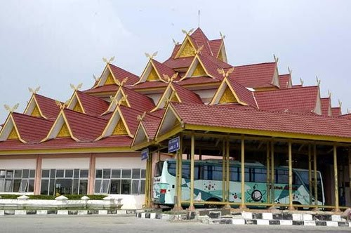 Terminal Bandar Raya Payung Sekaki (Thebestuniquephotos)