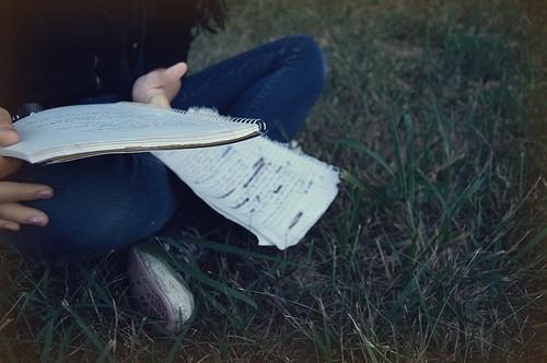 Nulis Surat cinta (citacinta)