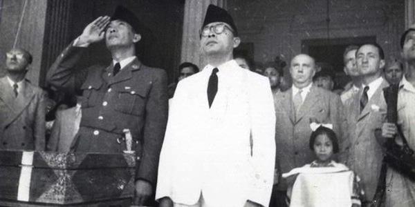 Bung Karno dan Bung Hatta (Bloggerborneo)