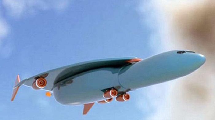 Pesawat yang Jauh Melebihi Kecepatan Suara Bakal Jadi Kenyataan