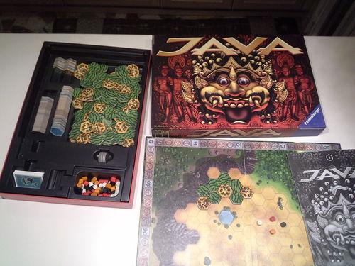 Board Game Java (Boardgame)