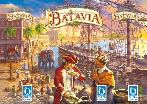 Board Game Batavia (Boardgame)
