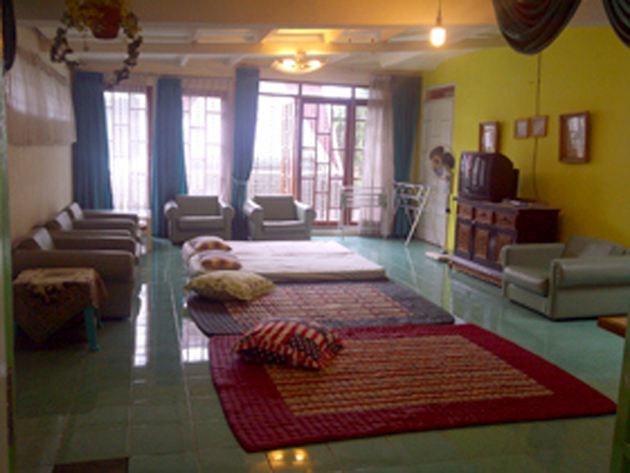 Kasur lantai (Wajibbaca)