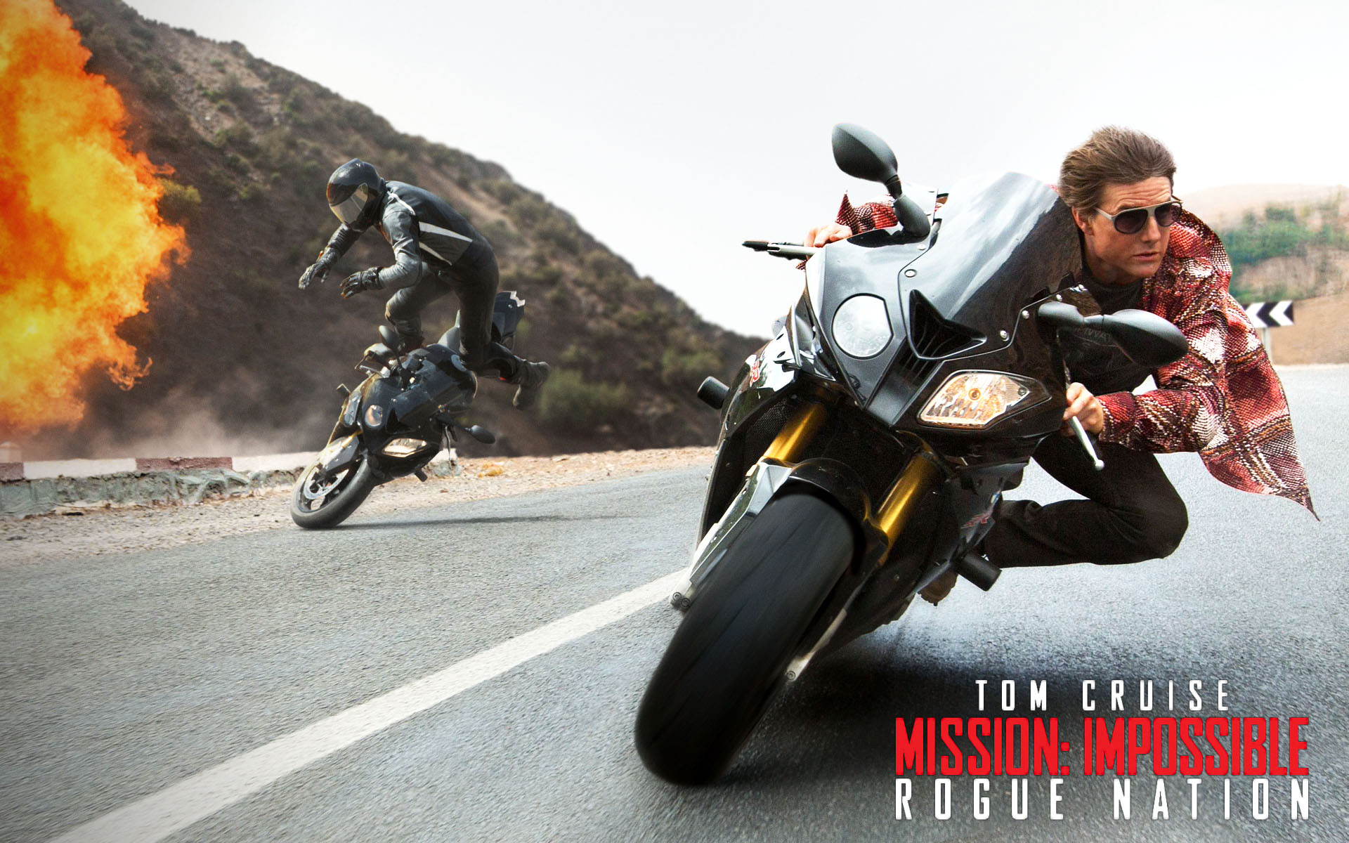REVIEW: Mission: Impossible Rogue Nation, Duel Tom Cruise Vs Syndicate Teroris