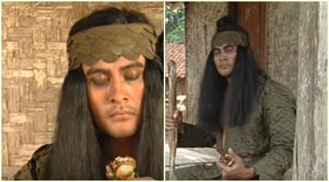 Aktor Serial 90an, Si Buta dari Gua Hantu Meninggal Dunia