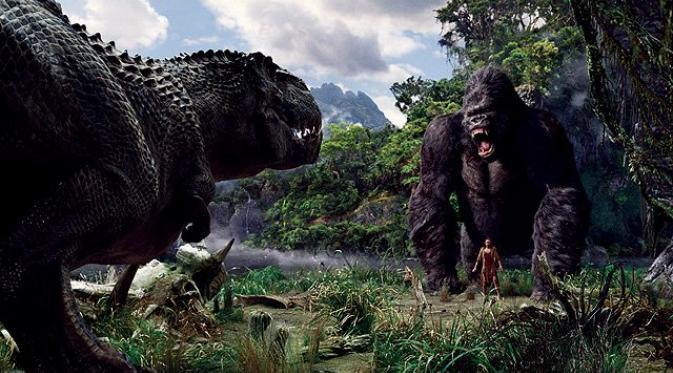 Film King Kong vs Godzilla Bakal Tayang