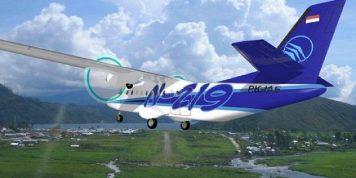 Kecanggihan Pesawat N-219 Buatan Indonesia