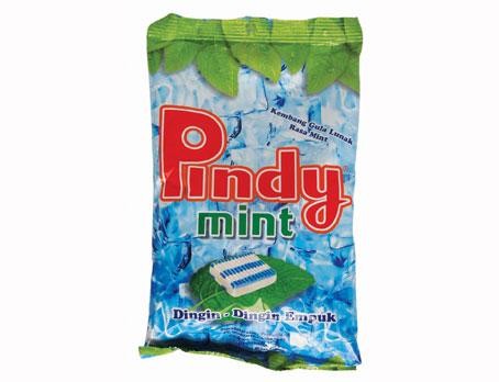 Pindy Mint (Mang Gadget)
