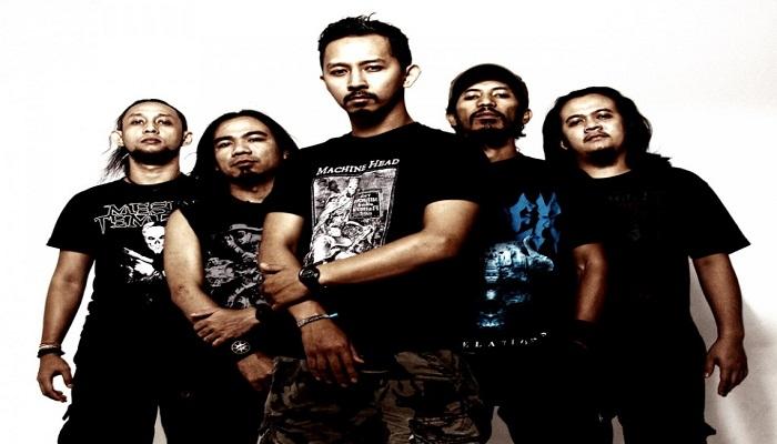 Manggung di Jerman, Burgerkill Promosikan Metal Indonesia
