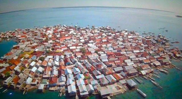Pulau Bungin (Kompas)