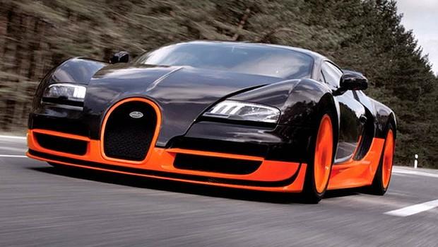 Bugatti Veyron (Amazecars)