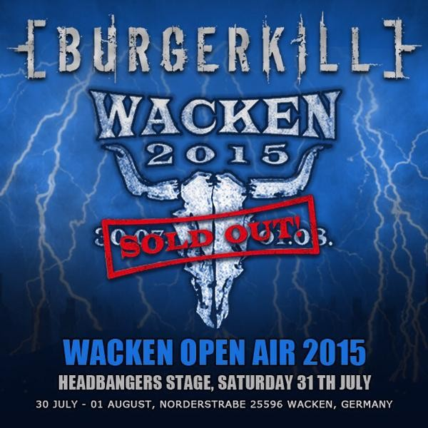 Wacken Open Air 2015 (Twitter)