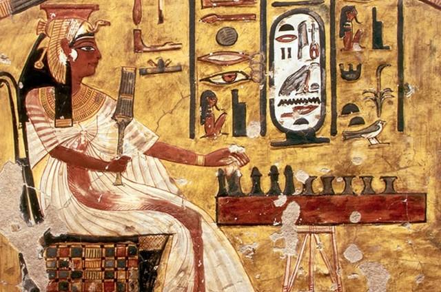 Ilustrasi Mesir Kuno (National Geographic)