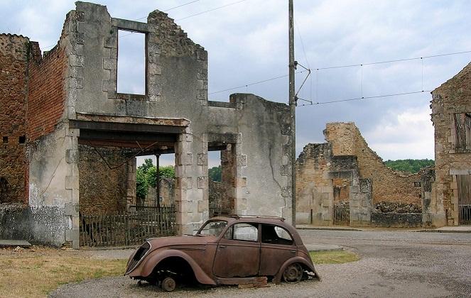 Oradour-sur-Glane (Icihersmagz)