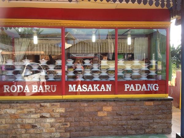 Rumah makan Padang (Keepo)