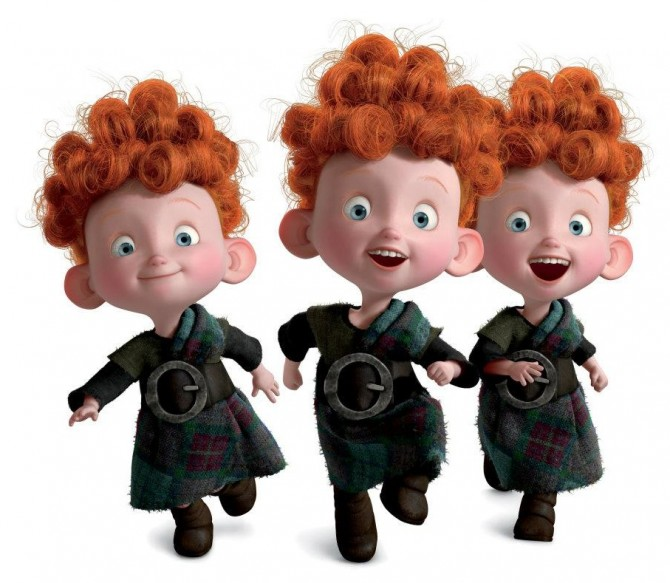 Harris, Hubert, Hamish (disney-wikia)