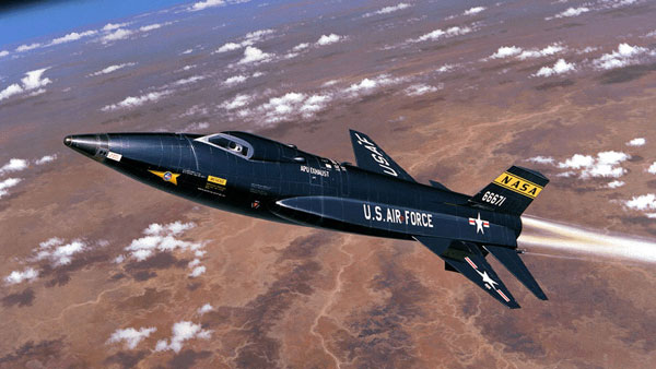 X-15 (Fiddlersgreen)