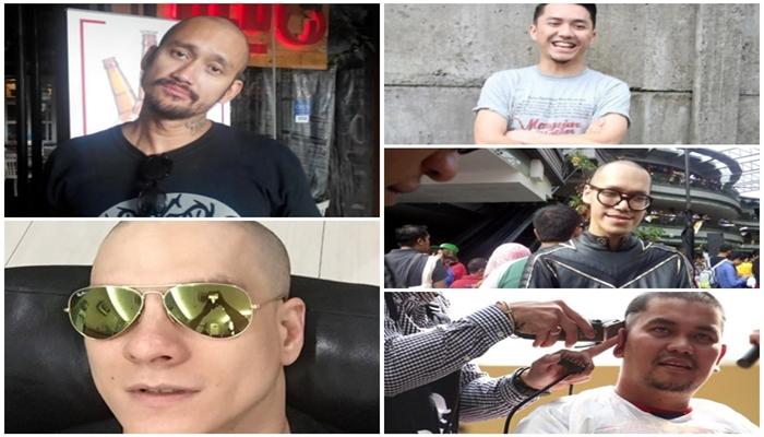 Bantu Penderita Kanker, 5 Seleb Ini Rela Botakin Rambut