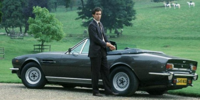 Aston Martin V8 Vantage Volante (The Richest)