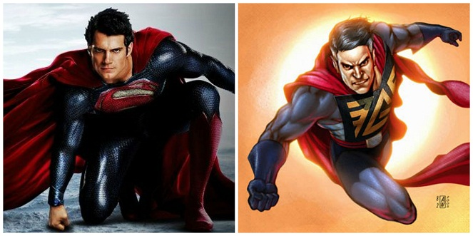 Superman dan Godam (Boombastis)