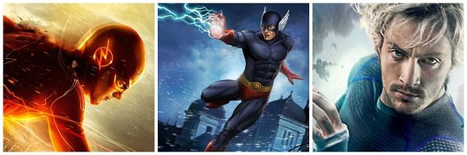 The Flash, Gundala dan Quiksilver (Boombastis)