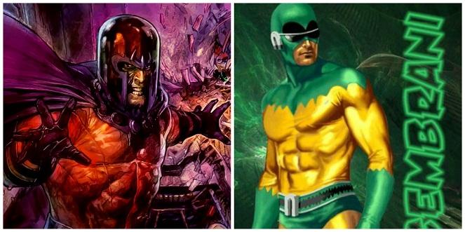 Magneto dan Sembrani (Boombastis)