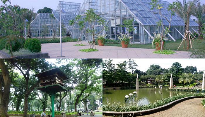 5 Taman di Jakarta yang Cocok untuk Mojok Bareng Gebetan
